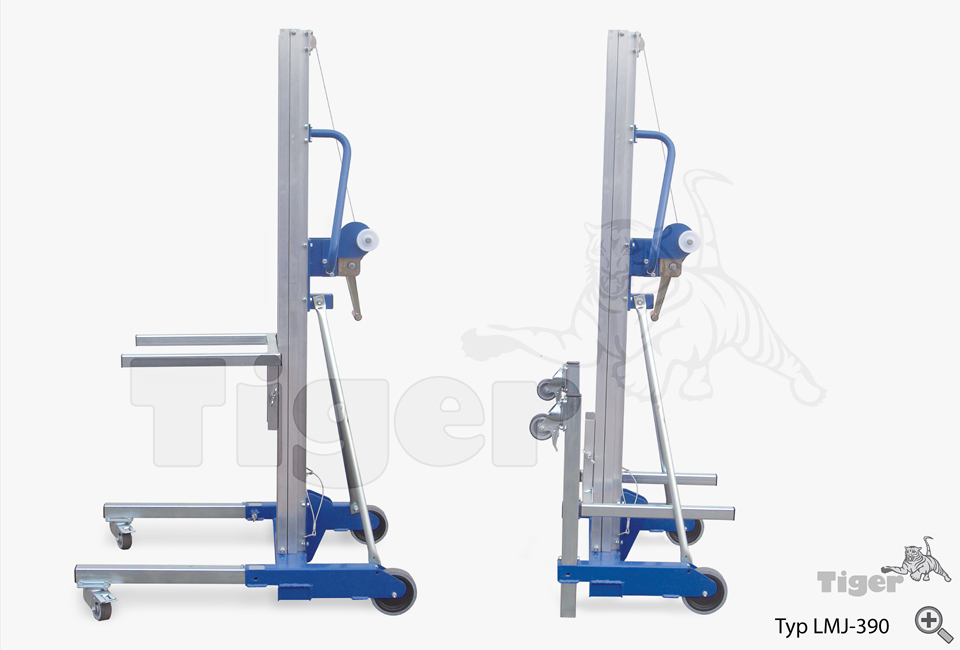 Lastenlift LMJ-390 | Materiallift