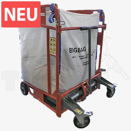 Transportwagen BIG-BAG-CAR